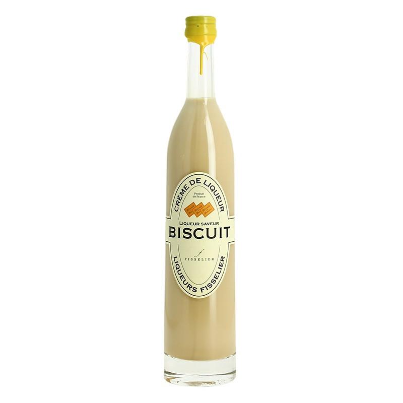 Fisselier Cream of Biscuit Liqueur