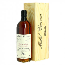 BLOSSOMING AULD SHERRIED Whiskey by Michel COVER 70 cl