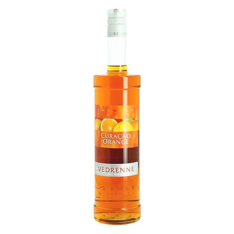 Curacao Orange Liqueur by Vedrenne 70cl
