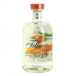 Filliers Dry Grin 28 Tangerine Seasonal Edition