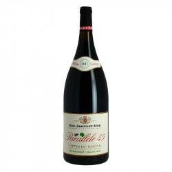 Parallele 45 Organic Red Côtes du Rhone wine by Paul Jaboulet Ainé Magnum