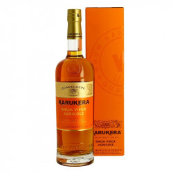 KARUKERA RHUM VIEUX Agricole from Guadeloupe 70 cl