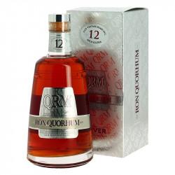 QUORHUM Rum Solera 12 Years