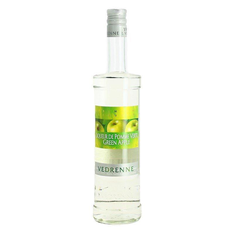 Vedrenne Green Apple Liqueur 70cl