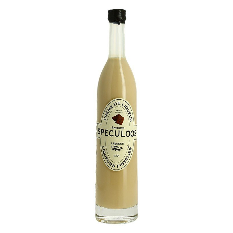 Cream of Speculoos Liquor by Fisselier 50 cl