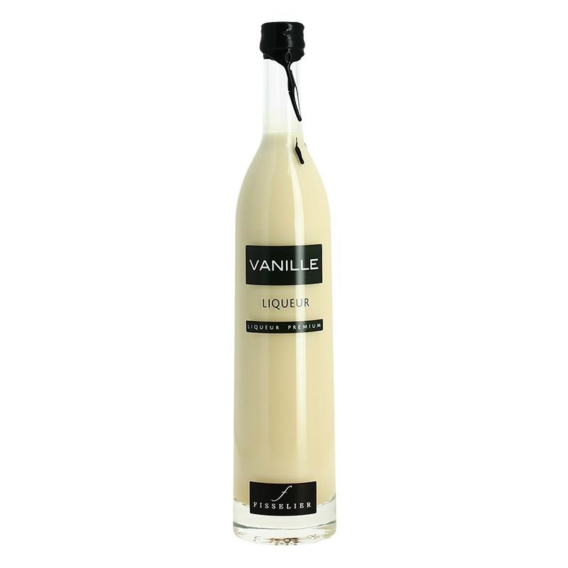 Vanilla Liqueur by Fisselier 50 cl
