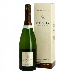 Mailly Blanc de Pinot Noir Champagne Grand Cru