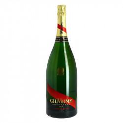 Champagne G H Mumm Cordon Rouge Magnum