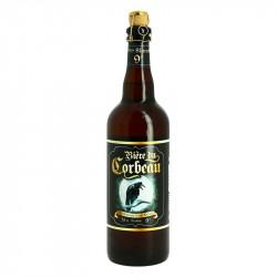 Bière du Corbeau Blond Belgian Beer