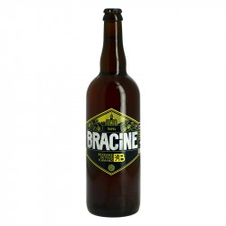 Bracine French Craft Triple Beer by Anosteke Brewery