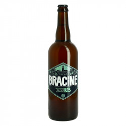 Bracine Craft Blonde Beer by Anosteke