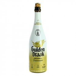 Gulden Draak 10.5 The Brewmasters Edition whiskey barrel finish 75 cl
