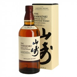 Japanese Whiskey Yamazaki Distiller's Reserve Suntory 70 cl