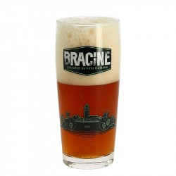 La BRACINE Beer Glass 33 cl