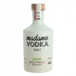 MADAME VODKA French Organic Quinoa and Wheat Vodka