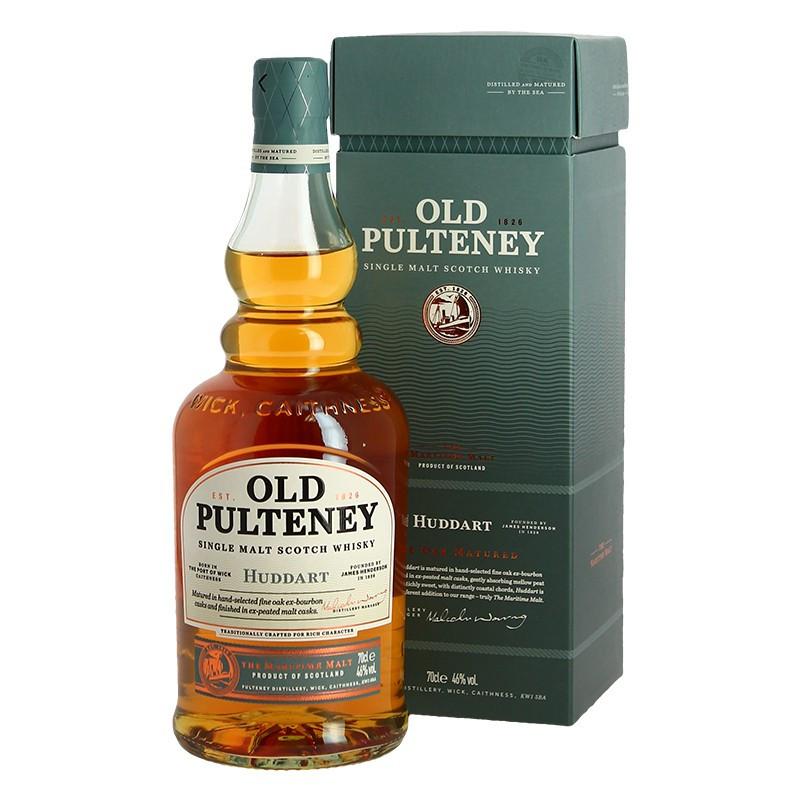 OLD PULTENEY HUDDART Highlands Whiskey