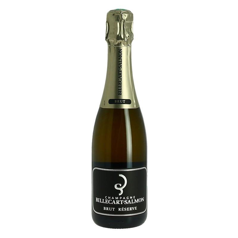 Billecart Salmon Brut Reserve Half bottle of Champagne