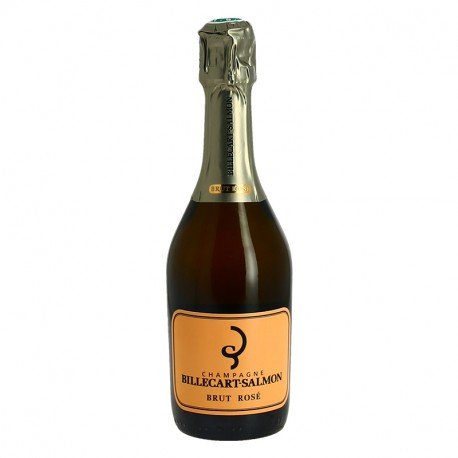 Billecart Salmon Champagne Rosé Brut Half Bottle