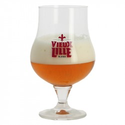 Beer Glass VIEUX LILLE