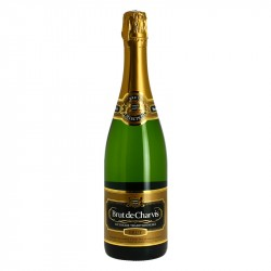 Brut de Charvis Traditional Method Sparkling Wine