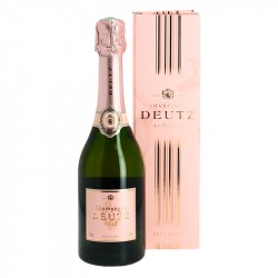 Deutz Champagne Brut Rosé Half Bottle