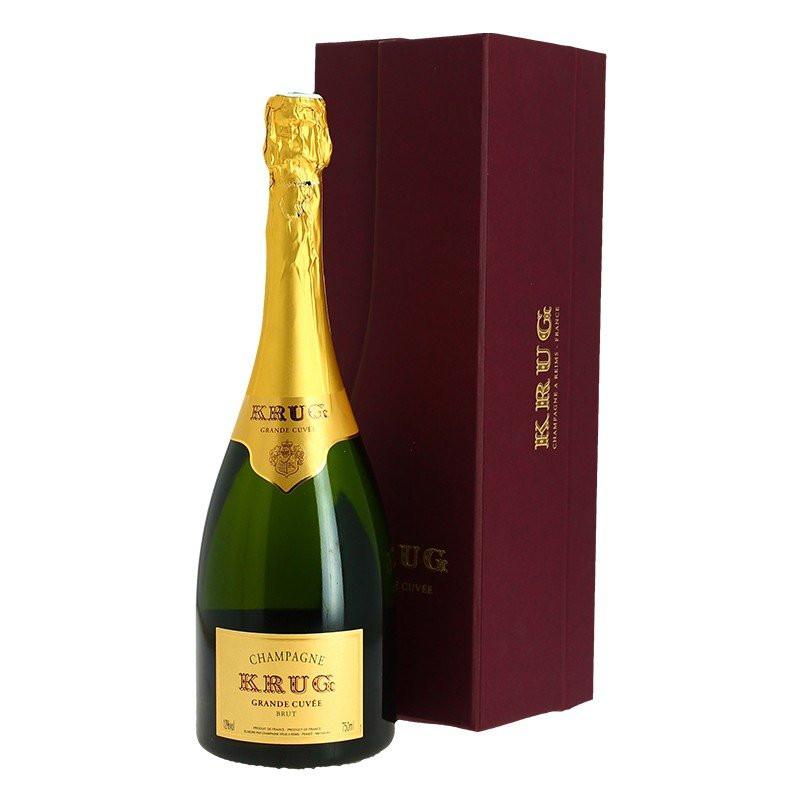Krug Grande Cuvée Brut Champagne NV 75cl