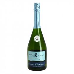 Cremant of Bourgogne Blanc de Blanc Domaine de Rochebin 100% Chardonnay 75 cl