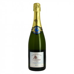 De Sousa Champagne Brut Tradition Organic Without Sulphites
