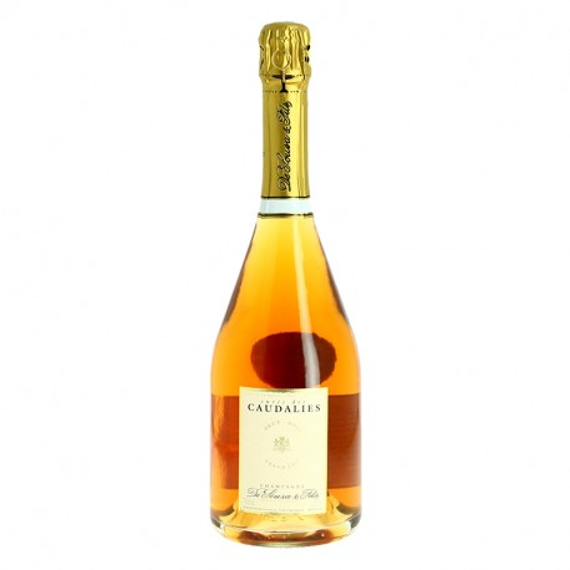 De Sousa Champagne Cuvée Caudalies Rosé 75 cl