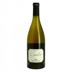 Cigalus White Wine  by Gérard Bertrand Organic Wine 75 cl