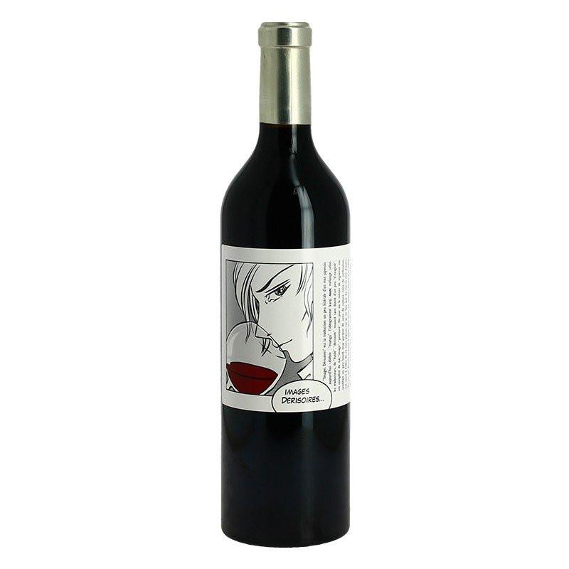 Images Dérisoires Red Wine from Clos des Fées