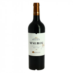 The Original Malbec by Rigal