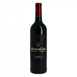 Mouton Cadet Red Bordeaux Wine 75 cl