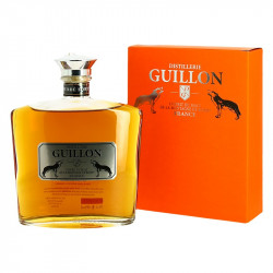 Whiskey Guillon Single Malt Finish Strongly Peated