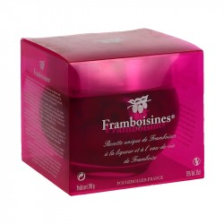Framboisines 35cl box by Peureux Distillery