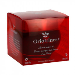 Griottines Gift Box 35cl Peureux Distillery