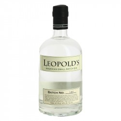 Leopold's American Small Batch Gin from Colorado