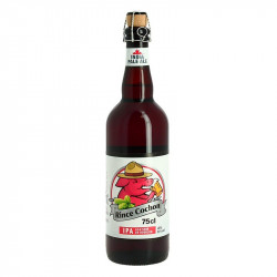 IPA Beer RINCE COCHON 75 cl