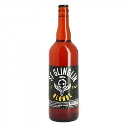 Saint GLINGLIN BLONDE Beer 75 cl