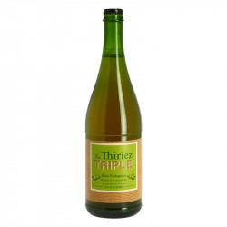 THIRIEZ Organic Triple Beer