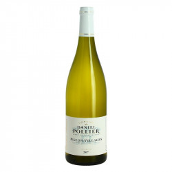 Mâcon Villages by Daniel Pollier Dry White Burgundy Wine