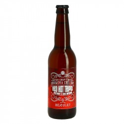 EMELISSE Red Hot Triple Deutch Beer 33 cl
