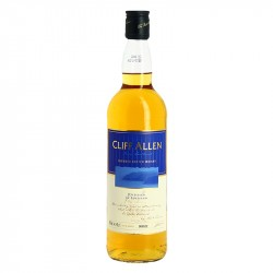 CLIFF ALLEN Blended Scotch Whiskey