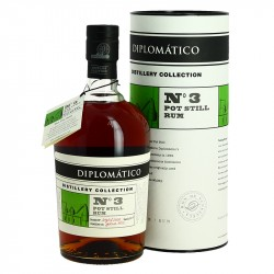 DIPLOMATICO Rum Distillery Collection  N°3 POT STILL RUM
