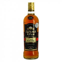 DZAMA BLACK CUVEE Ambré Rum of Madagascar 70 cl
