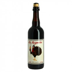 La LICQUOISE Amber Beer  75 cl