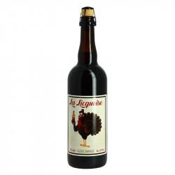 La LICQUOISE Amber Beer  75 cl