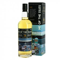 MC of THE ISLES House of Mc Callum Blended Scotch Whiskey Malt from the West Coast of Scotland