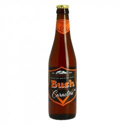 BUSH Caractere Amber Belgian Beer 33cl