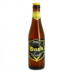 Bush Triple Belgian Blond beer 33cl